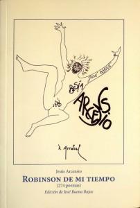 Portada del libro, de Fernando Arrabal